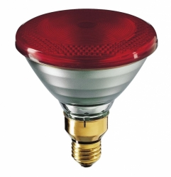 Лампы InterHeat 3G NEW PAR 175W E27 Red